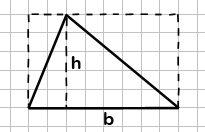 Как найти высоту треугольника если известны 3 стороны